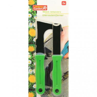 Couteau grattoir mauvaise herbe nettoyage joint jardin for Nettoyage jardin 78