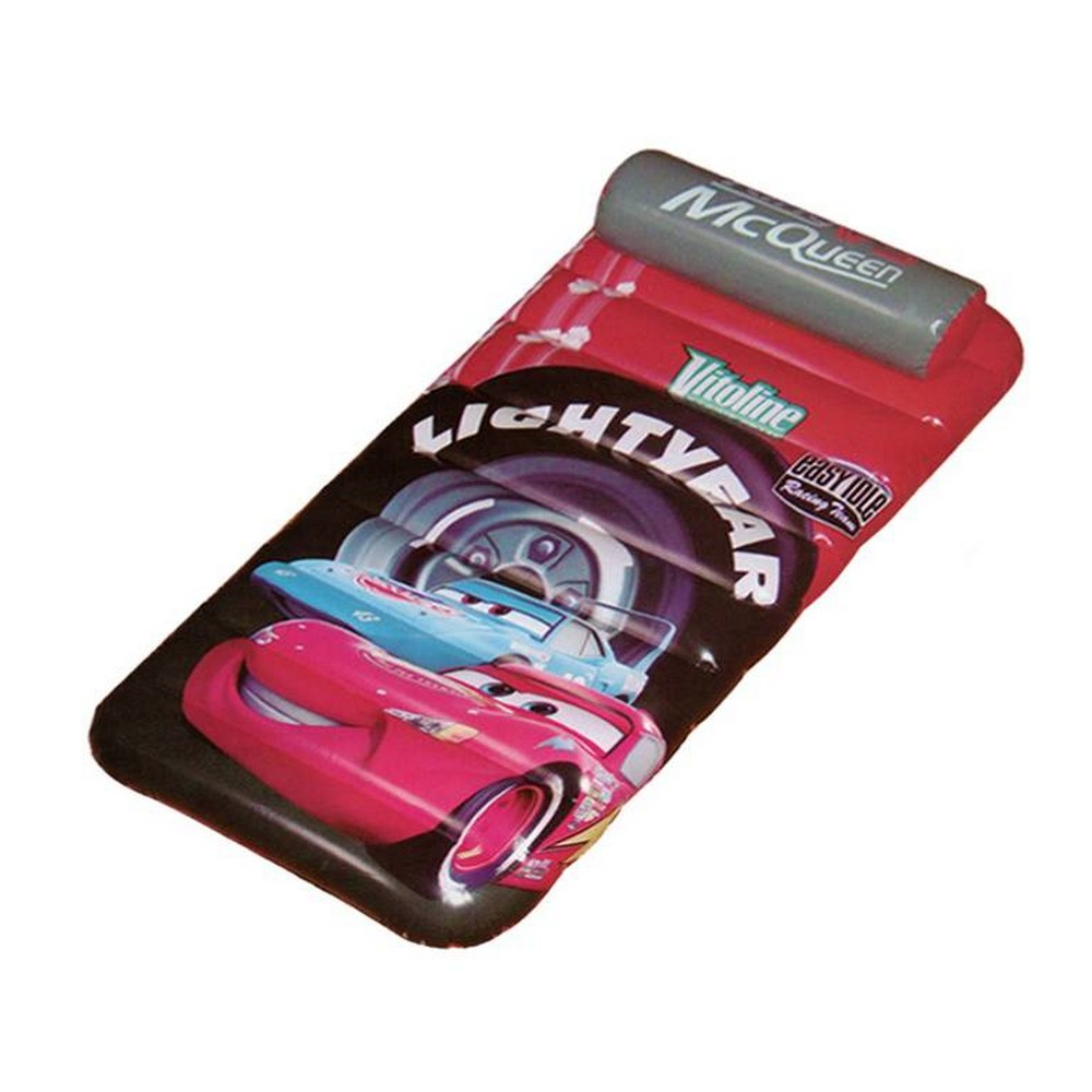matelas pneumatique cars lit gonflable disney enfant ebay. Black Bedroom Furniture Sets. Home Design Ideas