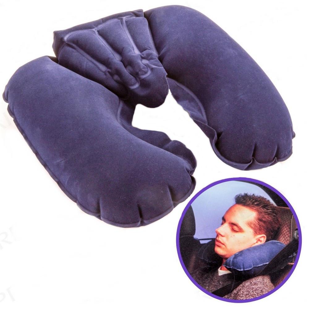 coussin gonflable oreiller cale t te nuque voyage accessoires de voyage loulomax. Black Bedroom Furniture Sets. Home Design Ideas