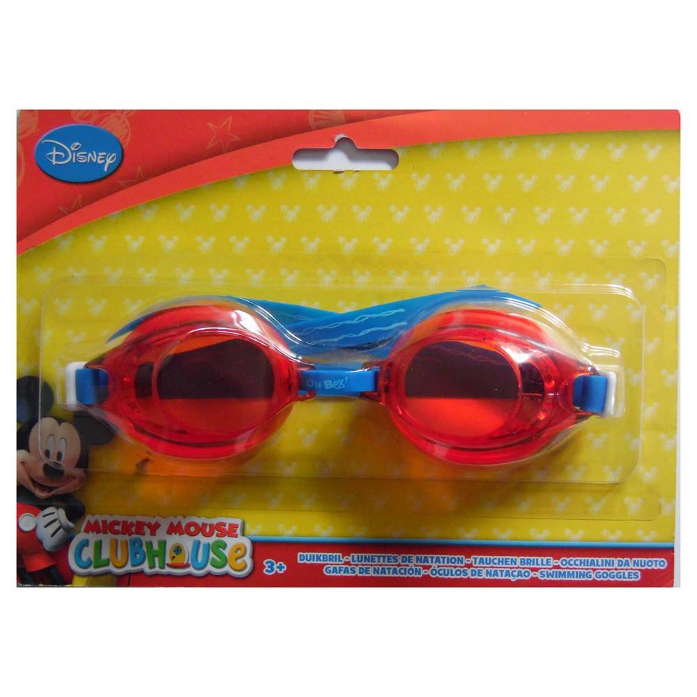 Lunette de plong e de natation mickey disney enfant - Lunettes de piscine correctrices ...