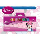 12 crayon gras cire Minnie Mouse Disney