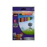 18 crayon de couleur La pat patrouille Disney enfant ecole Fille