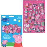 300 stickers Peppa Pig Disney enfant Autocollant