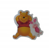Winnie L'Ourson Porcinet décoration murale 3D Disney enfant, stickers tableau