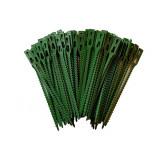 Lot de 40 attaches liens reglable pour plante 17 cm jardin fleur