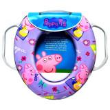 Reducteur de toilette Peppa Pig siege WC enfant