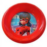 Assiette creuse Miraculous Ladybug repas enfant