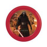 Assiette plastique plate Star Wars repas enfant Kylo Ren