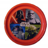Assiette plate Star Wars Disney enfant