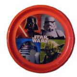 Assiette plate Star Wars Disney enfant