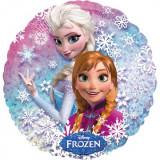 Ballon La Reine des Neiges hélium Disney Fête enfant Ana et Elsa