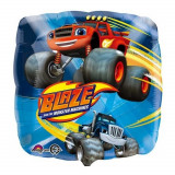 Ballon Blaze et les Monster Machine hélium neuf