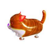 Ballon hélium chat qui marche 4 pattes