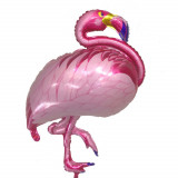 Ballon hélium Flamant rose 105 cm Flamingo