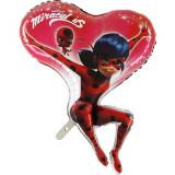 Grand ballon Miraculous Ladybug hélium neuf
