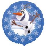Ballon Olaf La reine des neiges hélium Disney