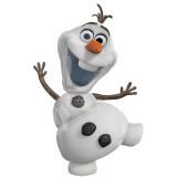 Ballon géant Olaf La reine des neiges hélium Disney