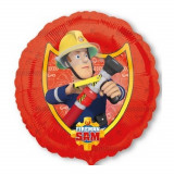 Ballon Sam le Pompier hélium neuf