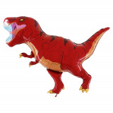 Grand ballon dinosaure T-rex 85cm hélium neuf