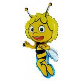 Grand ballon hélium Maya L'abeille XXL