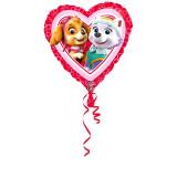 Ballon La Pat Patrouille Stella Everest hélium New fête coeur