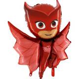 Enorme ballon PJ Masks rouge hélium neuf xl