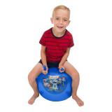 Ballon sauteur Toy Story pogo enfant balle rebondissante Woody Buzz