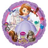 Ballon Princesse Sofia hélium Disney Fête enfant