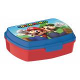 Boite a gouter  Mario Bross Sandwich enfant Nintendo