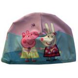 Bonnet de bain Peppa Pig enfant Mer Piscine