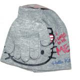 Bonnet Gants Hello Kitty Gris Taille 52 Disney enfant