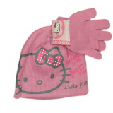Bonnet Gants Hello Kitty Rose Taille 52 Disney enfant