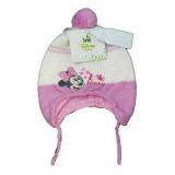 Bonnet Minnie Mouse Taille 44 Disney bébé enfant Blanc