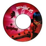 Bouée Miraculous Ladybug piscine enfant Disney