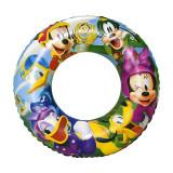 Bouee Mickey et ses amis enfant Piscine Mer natation Minnie Donald