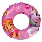 Bouée Disney La Pat Patrouille enfant rose