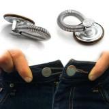 Extension de bouton x6 élastique Jeans Pantalons Jupes
