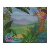 Cadre photo Dora et Babouche jungle