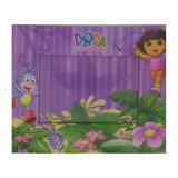 Cadre photo Dora et Babouche violet