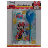 Journal intime + stylo Minnie et Daisy carnet secret