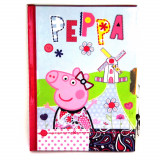 Journal intime peppa Pig carnet secret Diak