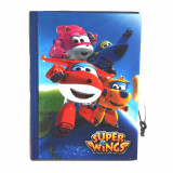 Journal intime Super Wings carnet secret Diak