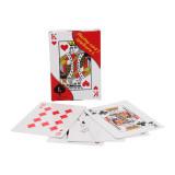 Jeux de 54 cartes XXL, carte géante