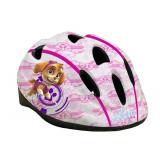 Casque vélo La Pat Patrouille Stella enfant Disney Rose