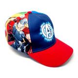 Casquette Les Avengers enfant Bleu A