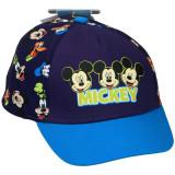 Casquette Mickey enfant bleu
