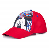 Casquette Enfant Mickey Mouse Taille 54 cm Cool rouge