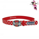 Ceinture Disney Minnie Mouse 88 cm rouge