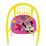 Chaise en metal Minnie fauteuil enfant siege