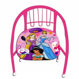 Chaise en metal Princesse fauteuil enfant New
